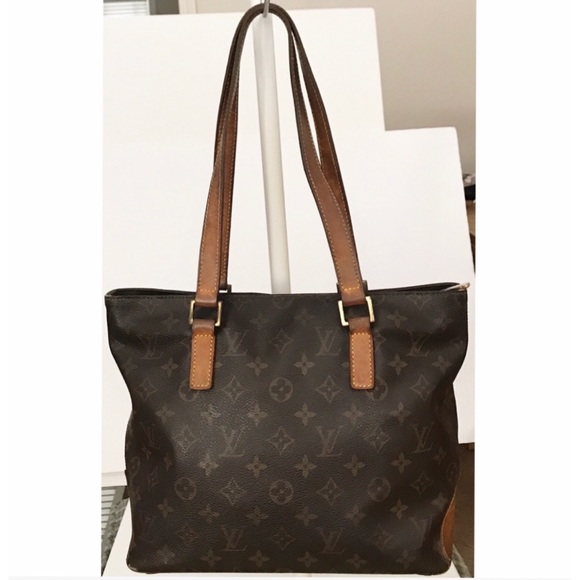 Louis Vuitton Handbags - 💯Authentic Louis Vuitton Cabas Piano Shoulder Bag